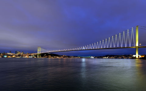 Bosphorus Bridge - Framed Prints