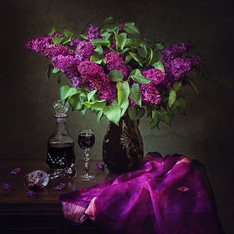 Wine With The Scent Of Lilacs