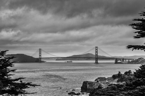 Golden Gate by Martin Beecroft Photography