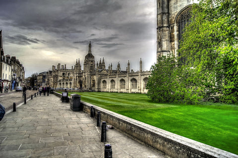 Cambridge - Canvas Prints