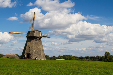 Ancient Windmill