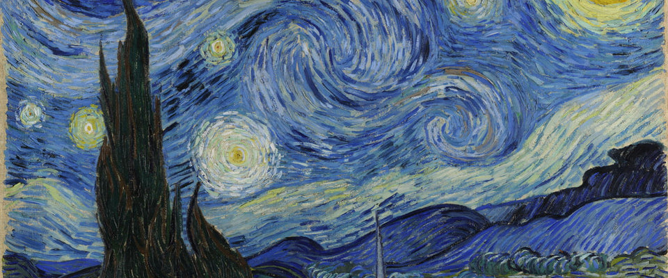 The Starry Night by Vincent Van Gogh | Buy Posters, Frames, Canvas  & Digital Art Prints