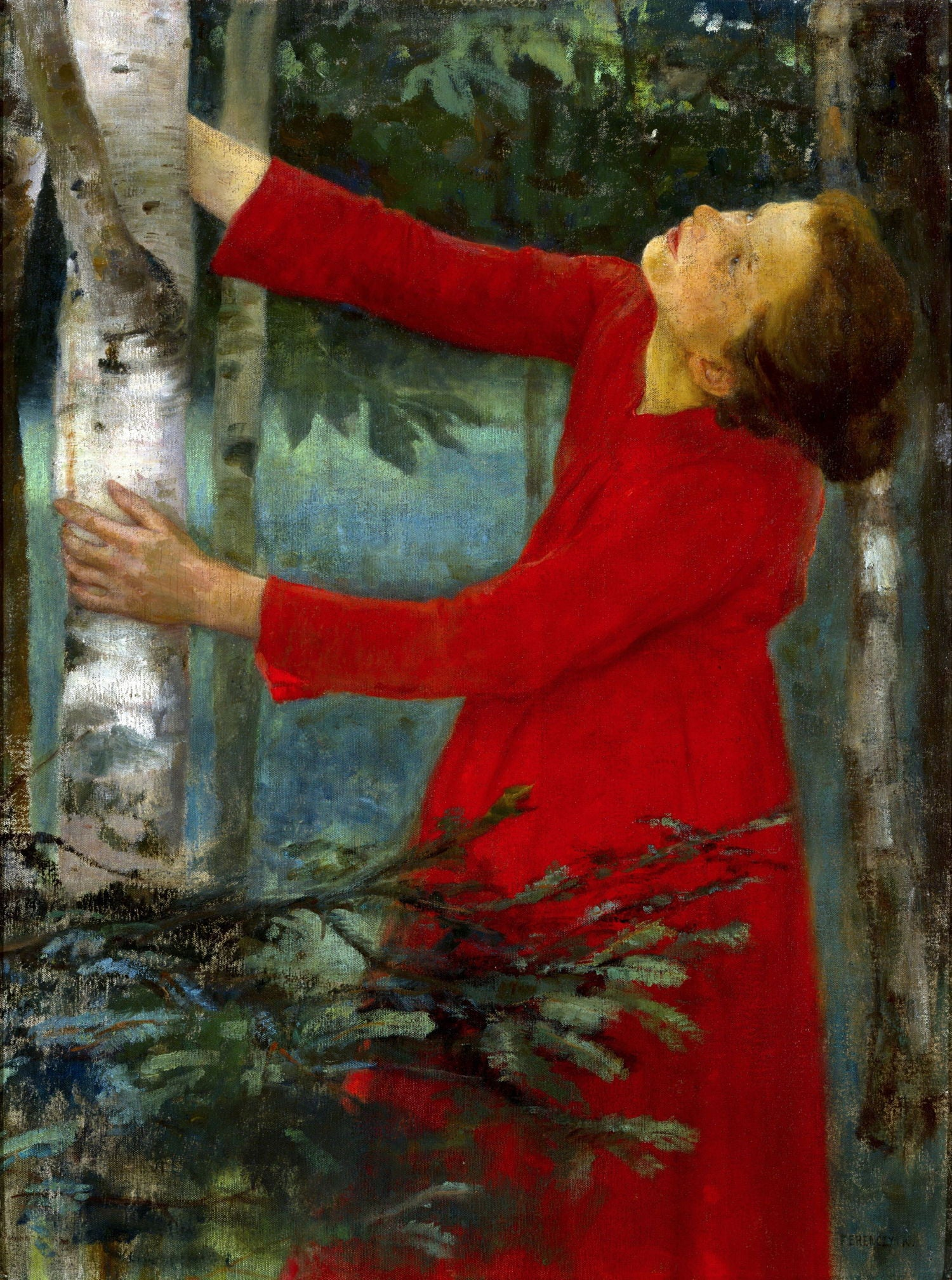 Károly Ferenczy | Buy Posters, Frames, Canvas, Digital Art & Large Size Prints Of The Famous Old Master's Artworks