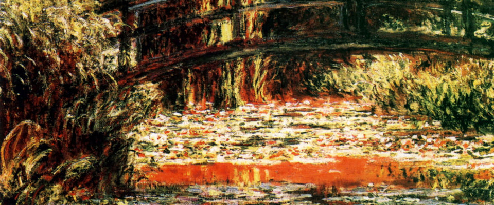 Japanese Bridge In Giverny by Claude Monet | Buy Posters, Frames, Canvas  & Digital Art Prints