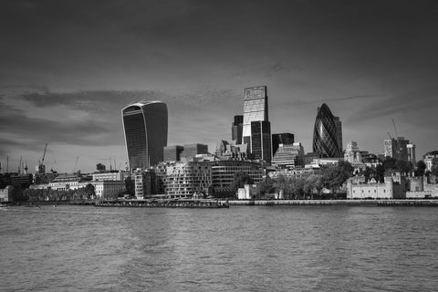City Of London by Martin Beecroft Photography