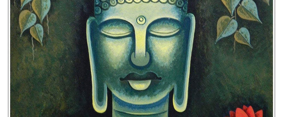 Buddha by Chandru S Hiremath | Buy Posters, Frames, Canvas  & Digital Art Prints