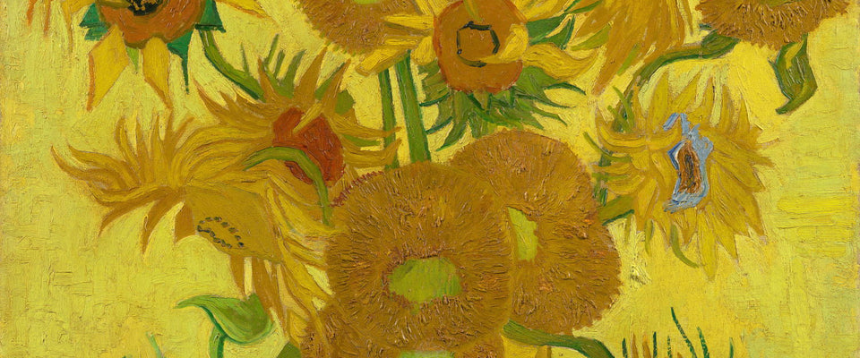 Vase with Fifteen Sunflowers by Vincent Van Gogh | Buy Posters, Frames, Canvas  & Digital Art Prints