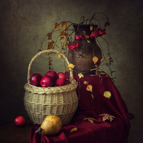 Autumn Still Life - Posters