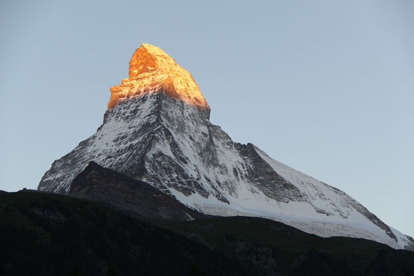 Matterhorn At Sunrise - Canvas Prints