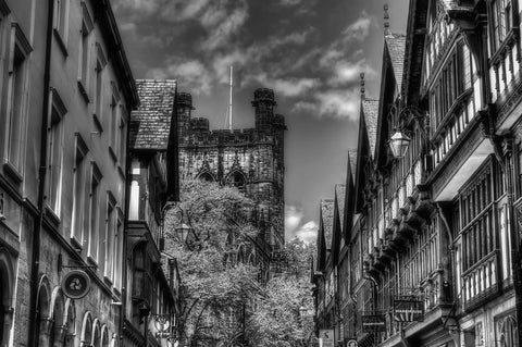 Chester City by William De Simone