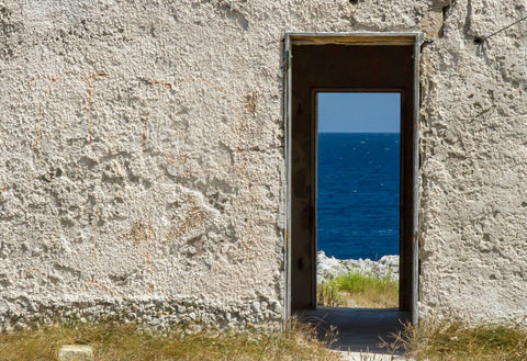 Door On The Ocean
