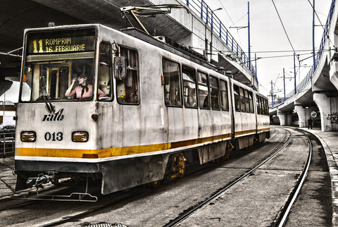 Bucharest Tram