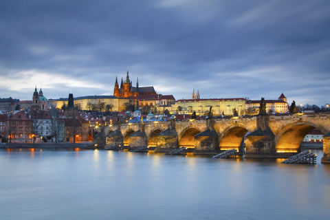Prague - Canvas Prints