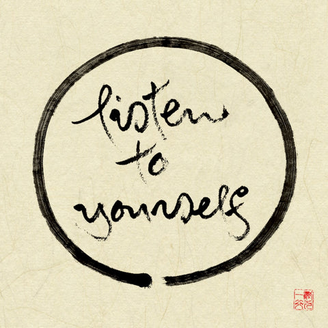 Thich Nhat Hanh - Mindfulness - Listen To Yourself