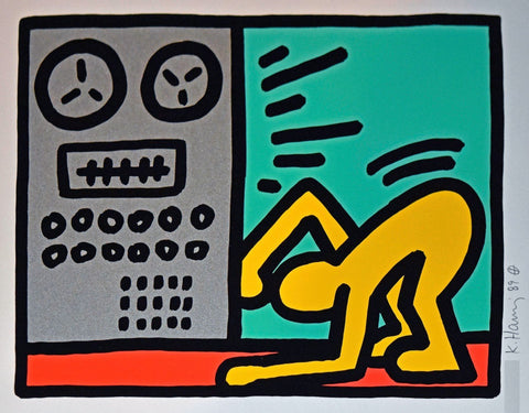 Pop Shop - III - Posters by Keith Haring