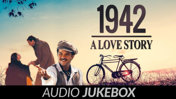 1942 A Love Story - Anil Kapoor - Classic Hindi Movie Poster - Posters