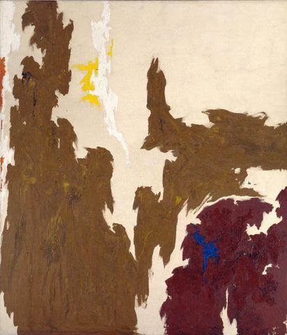 1948 - Clyfford Still - Posters by Clyfford Still