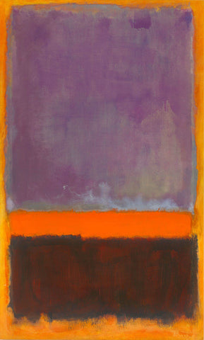 1952 Untitled - Mark Rothko Color Field Painting