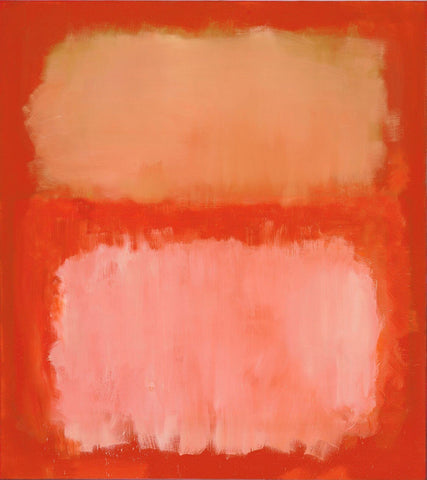 1955 Untitled - Mark Rothko Color Field Painting