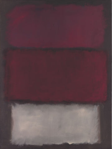 1960 Untitled - Mark Rothko Painting - Posters by Mark Rothko