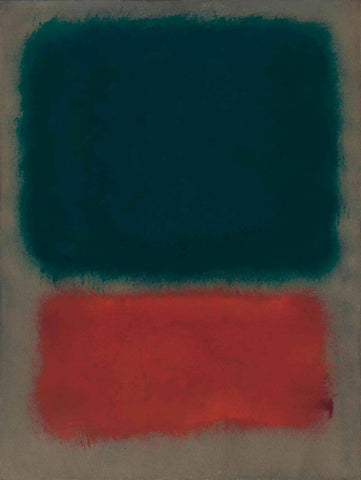 1960s Untitled - Mark Rothko Painting - Posters by Mark Rothko