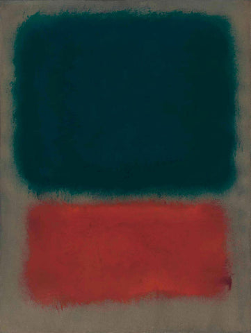 1960s Untitled - Mark Rothko Painting