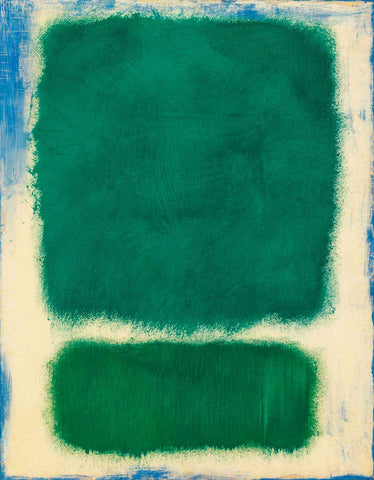 1964 Untitled - Mark Rothko Color Field Painting