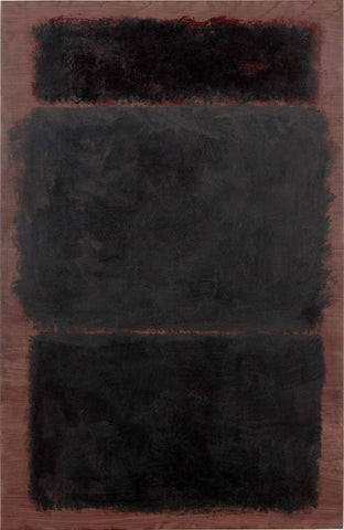 1969 Untitled - Mark Rothko Painting - Posters by Mark Rothko
