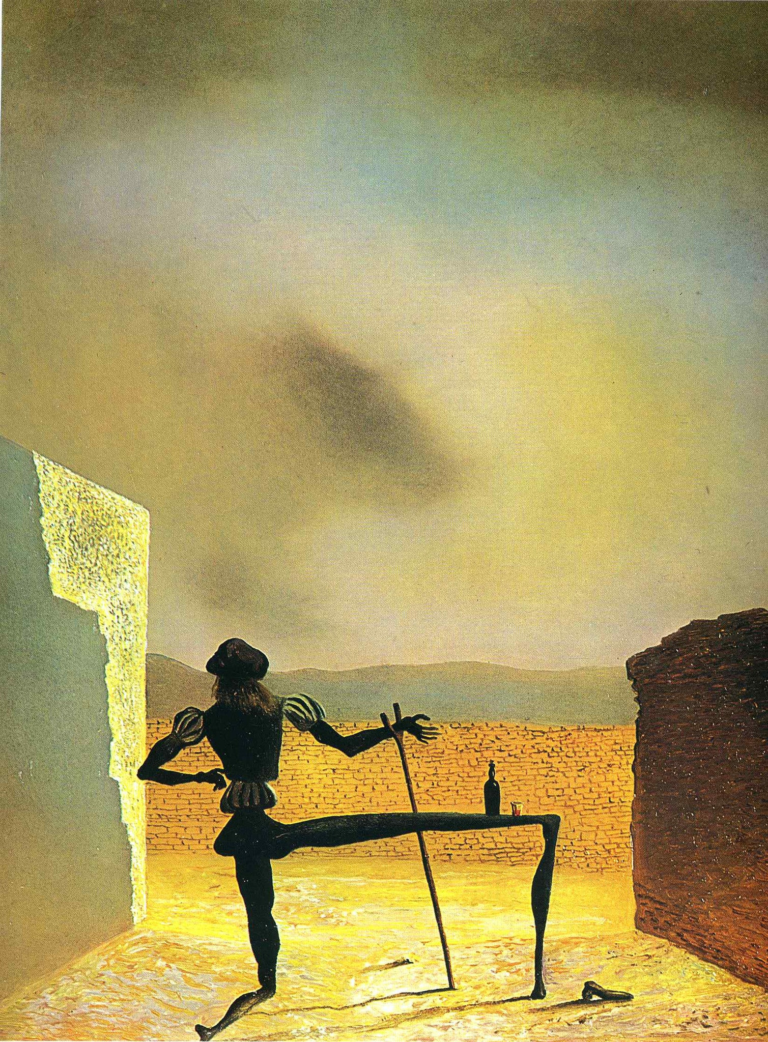 The Ghost of Vermeer - Canvas Prints by Salvador Dali   Buy Posters ...