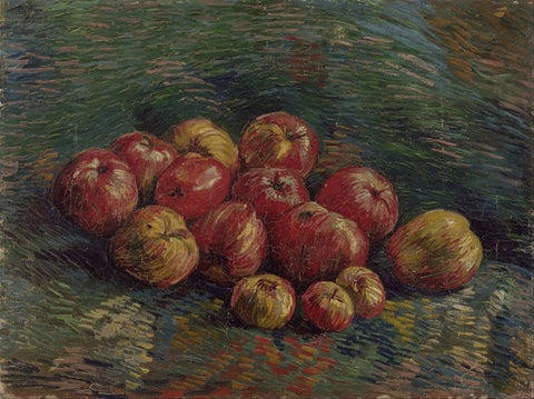 Apples by Vincent Van Gogh