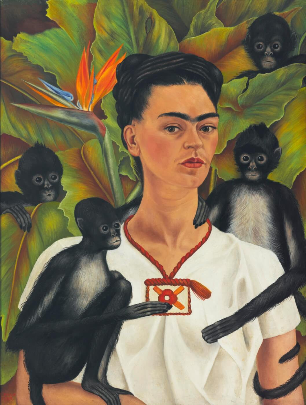 Frida Kahlo Paintings Buy Posters Frames Canvas Digital Art