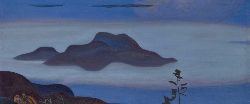 The Treasure by Nicholas Roerich | Buy Posters, Frames, Canvas  & Digital Art Prints