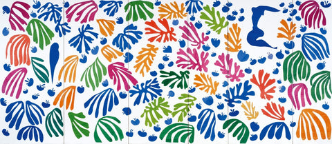 Fingers - Cut Out - Henri Matisse