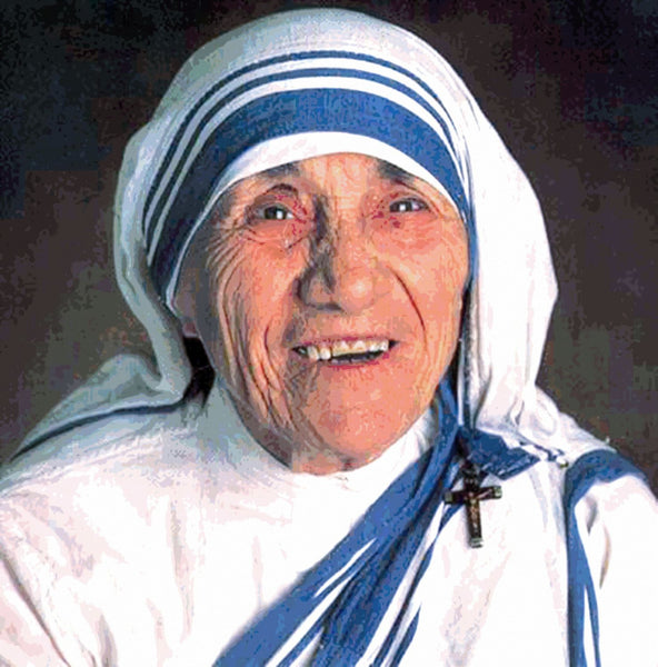 Mother Teresa of Calcutta - Framed Prints