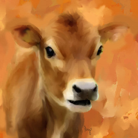 Calf by Parag Chitnis