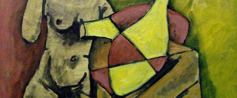 88 Husains In Oils - II by M F Husain | Buy Posters, Frames, Canvas  & Digital Art Prints