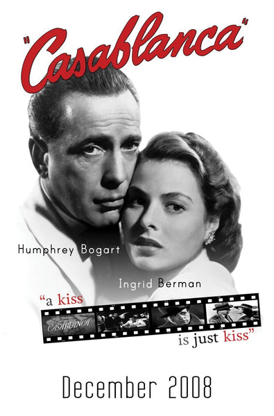 Casablanca - Canvas Prints