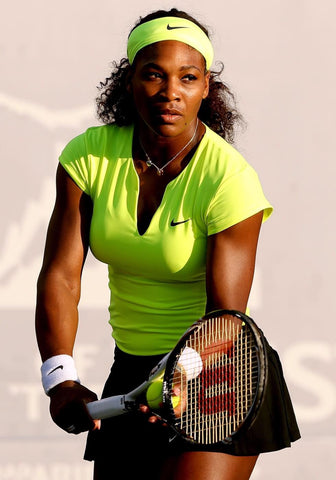 Spirit Of Sports - Serena Williams by Christopher Noel