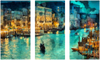 A Beautiful View of Venice by Sina Irani - Art Panels