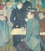 A Corner of the Moulin de la Galette - Posters