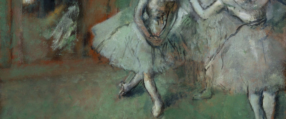 A Group of Dancers by Edgar Degas | Buy Posters, Frames, Canvas  & Digital Art Prints
