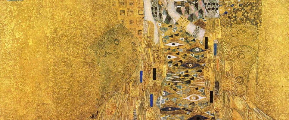 Adele Bloch-Bauer by Gustav Klimt | Buy Posters, Frames, Canvas  & Digital Art Prints