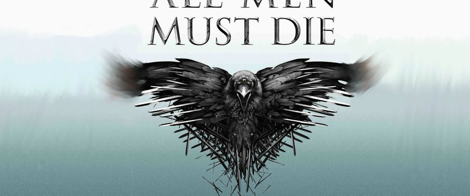 All Men Must Die - Three Eyed Raven - Art From Game Of Thrones by Mariann Eddington | Buy Posters, Frames, Canvas  & Digital Art Prints