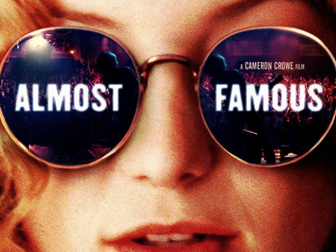 Almost Famous - Tallenge Hollywood Musicals Movie Poster Collection by Tim