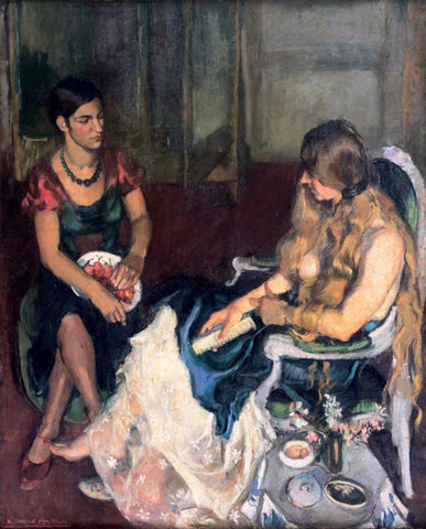 Young Girls, 1932