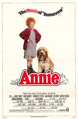 Annie - Posters