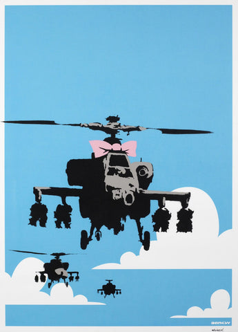 Apocalypse Now - Banksy