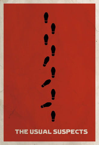 Art Poster - The Usual Suspects - Hollywood Collection