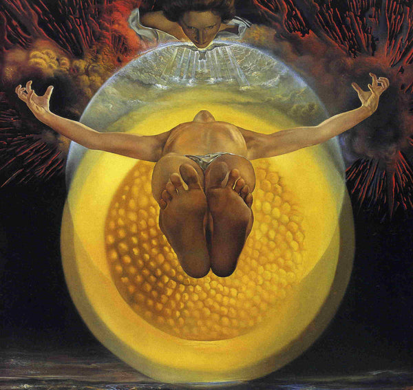 Ascension by Salvador Dali | Tallenge Store | Buy Posters, Framed Prints & Canvas Prints