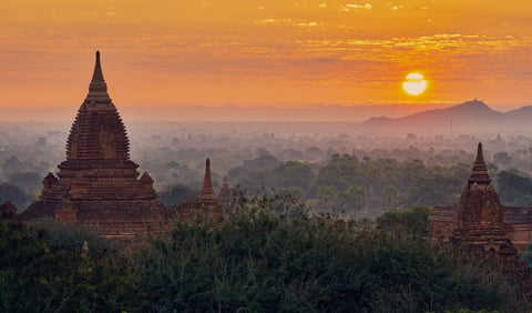 Bagan Sunrise